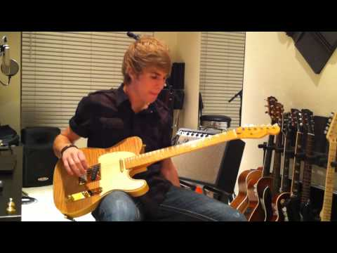 A Keith Urban Cover- Put You In A Song