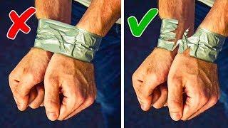 15 ASTUCES DE SELF DEFENSE QUI PEUVENT VOUS SAUVER LA VIE