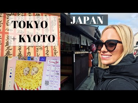 JAPAN TRAVEL DIARY // GUIDE TO TOKYO AND KYOTO