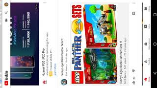 Funny Lego black panther sets 😀😀😀😀 (not a real Lego sets)