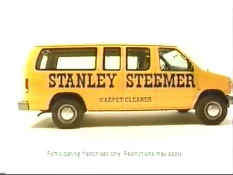 Download Stanley Steemer commercial