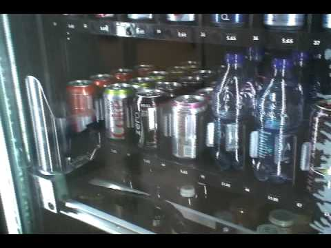 Our New High Tech Vending Machine Youtube