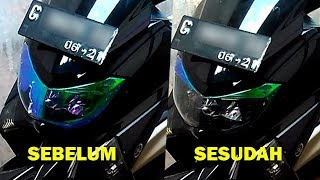 Bosen..Copot Modif Stiker Pelangi Nmax, Malah Jadi Gini #RVLOG Silent Nmax