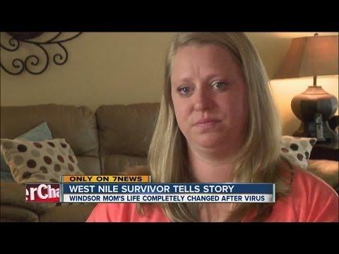 West Nile virus survivor tells story