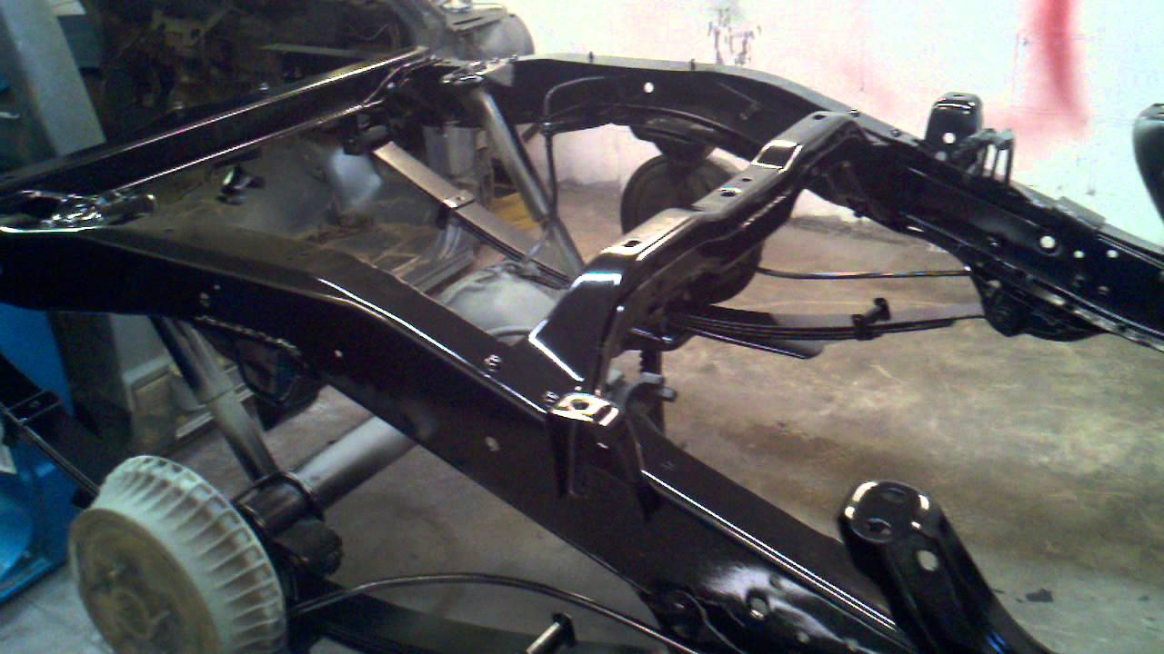 1984 S10 Frame Finish Hd Youtube