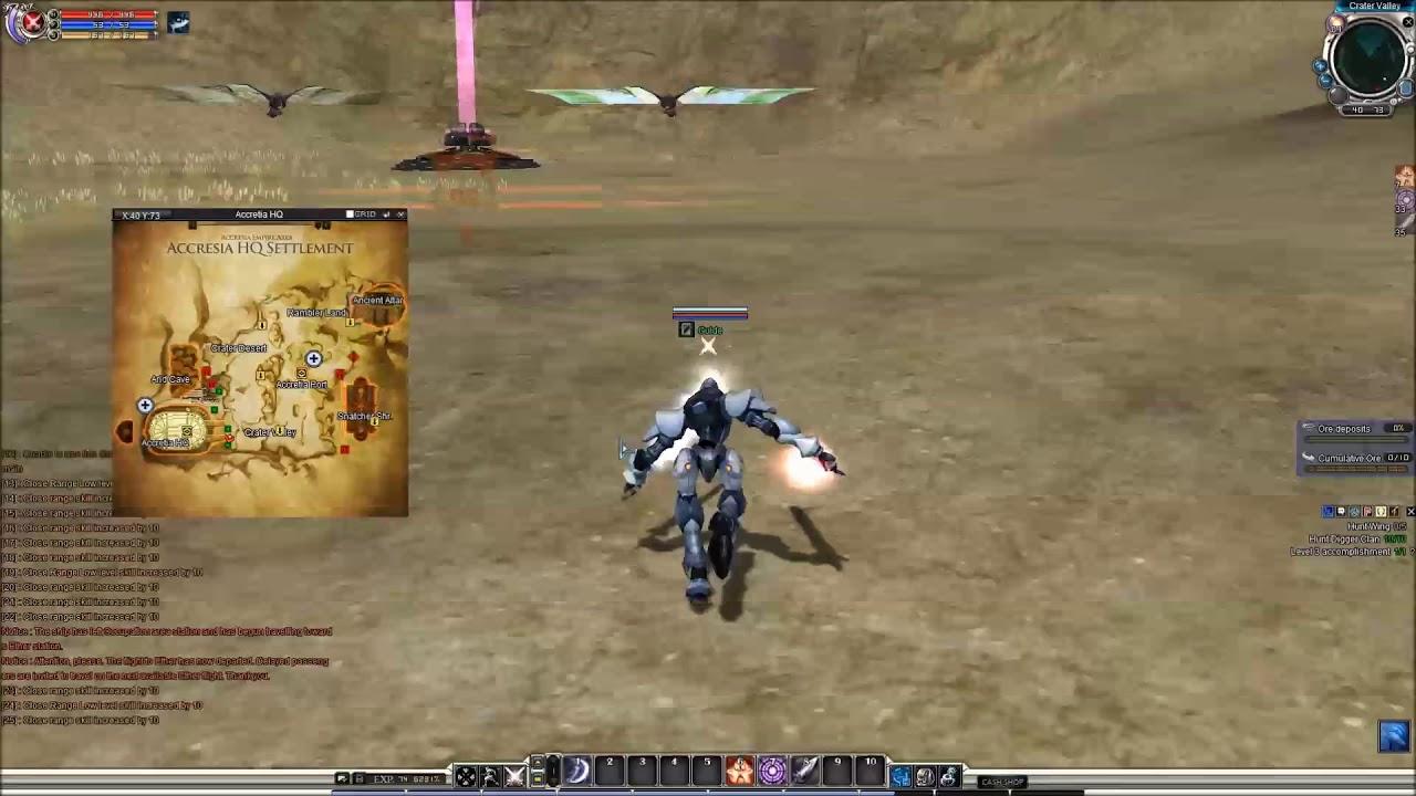 RF Online: Quest Guide Accretia Quest 002
