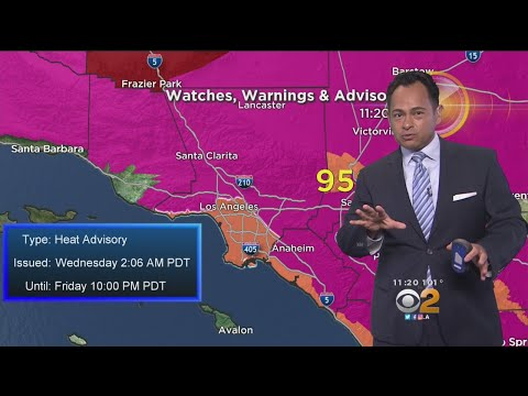 Craig Herrera's Weather Forecast (Aug. 30)
