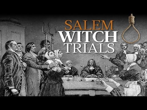 Story of Salem Witch Trial | True Story Which No One Says