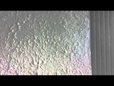 Come fare il bucciato con pennello 2 2 youtube for Pittura per interni con brillantini