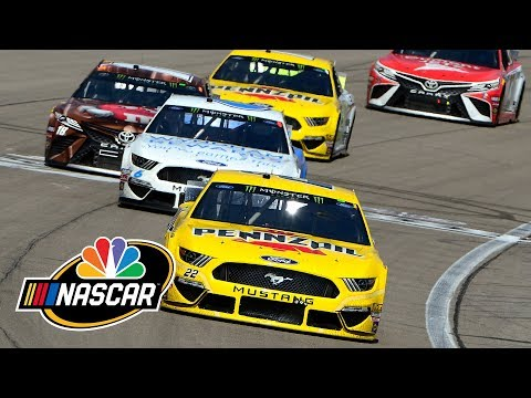 NASCAR Cup Series: Impressions From New Rules Package After Las Vegas   Motorsports On NBC