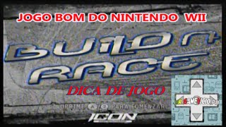 JOGANDO BUILD N RACE do nintendo wii