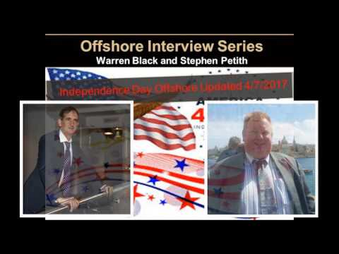 8 Offshore Interview Series with Stephen Petith Independence Day