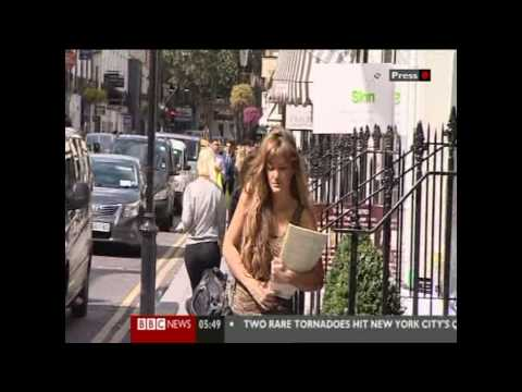 On The Road with...Nicola Benedetti Part 2