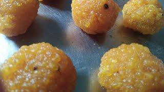 Ganapati bapaa moriya || Ganesh thakur special Laddu recipe chotpot abog taratari bananor recipe.