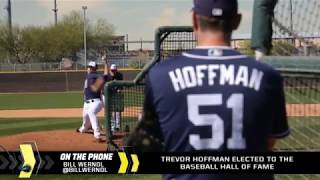 Trevor Hoffman's call to the Hall of Fame 'long overdue'