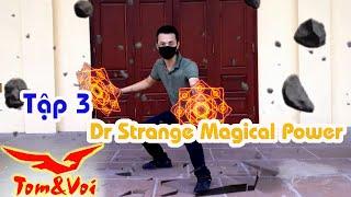 [Tập 3] Superkids Vs Dark forces   Siêu nhân nhí Vs Thế lực bóng đêm   Dr Strange   Tom & Voi