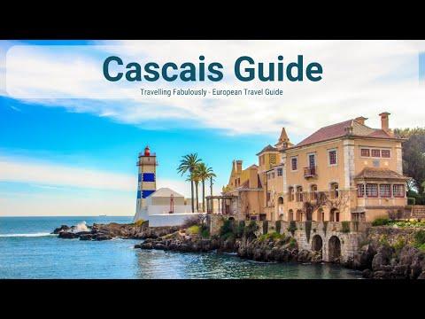Cascais Portugal Travel Guide | Lisbon Day Trip To Cascais
