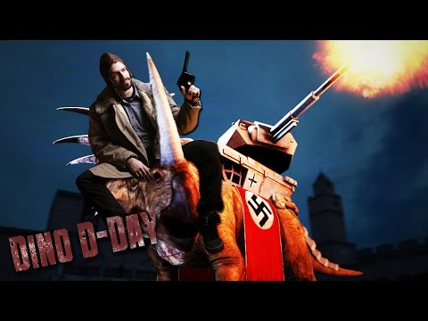 German Goat Killer! (Dino D-Day) |