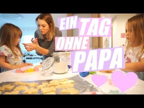 Ein Tag OHNE Papa! ... #mamazeit