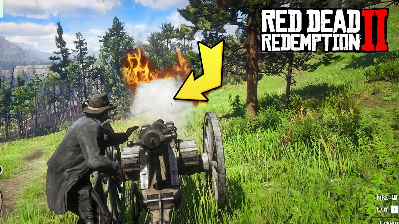 Red Dead Redemption 2 Mods - First Look Gameplay