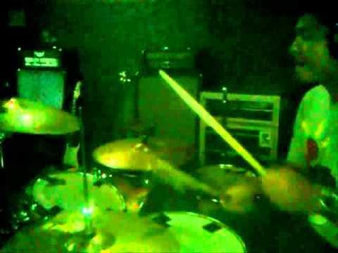 Adera   lebih indah drum cover by Abam