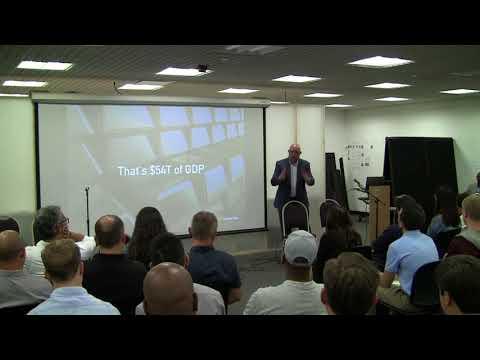 Fintank Blockchain Meetup Chicago 8.24.2017 - Scott Nelson (Sweetbridge.org)