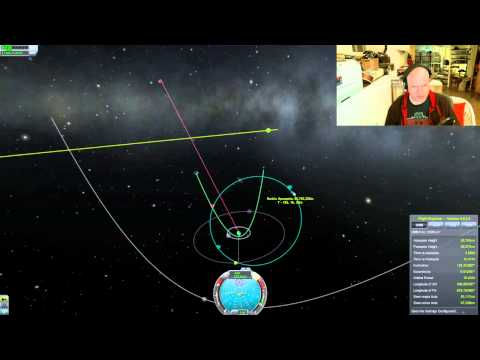 Kerbal Asteroid Redirection - Livestream