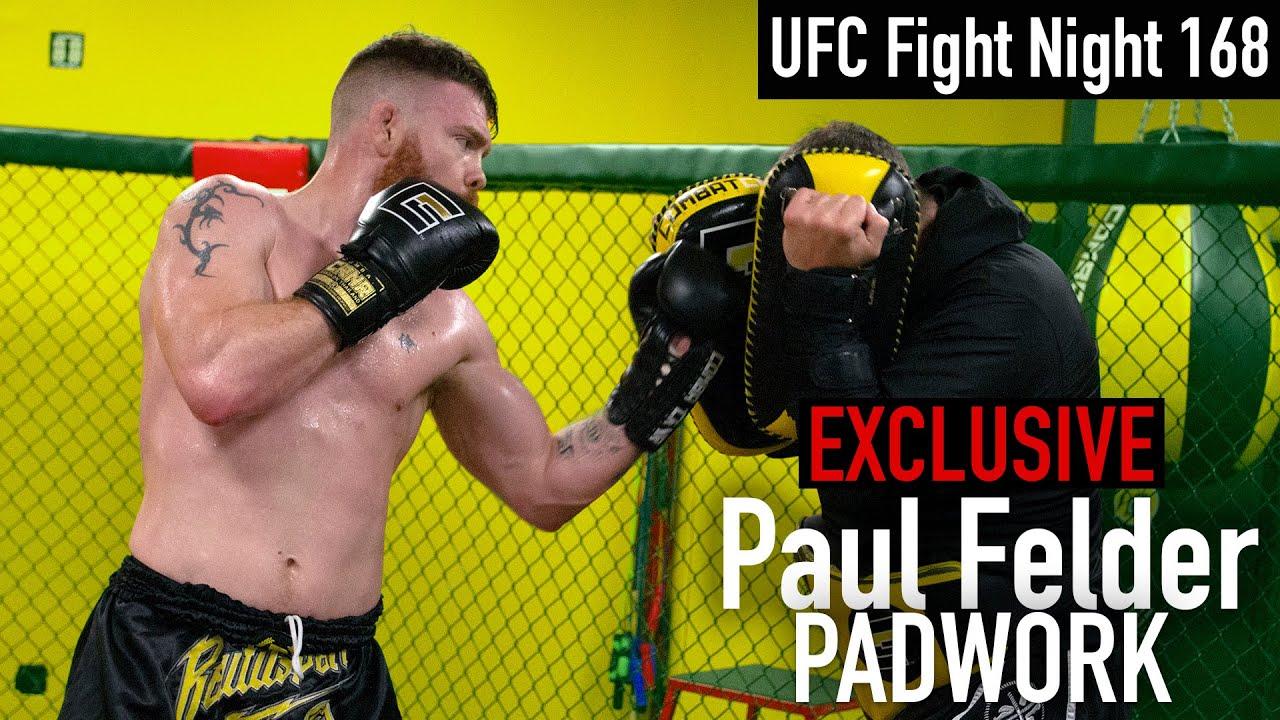 How to watch UFC Fight Night 168 (2/22/20): Felder vs. Hooker ...