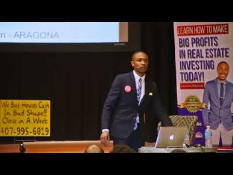 Antonio Edwards - How To Analyze Your Real Estate Investing Deals