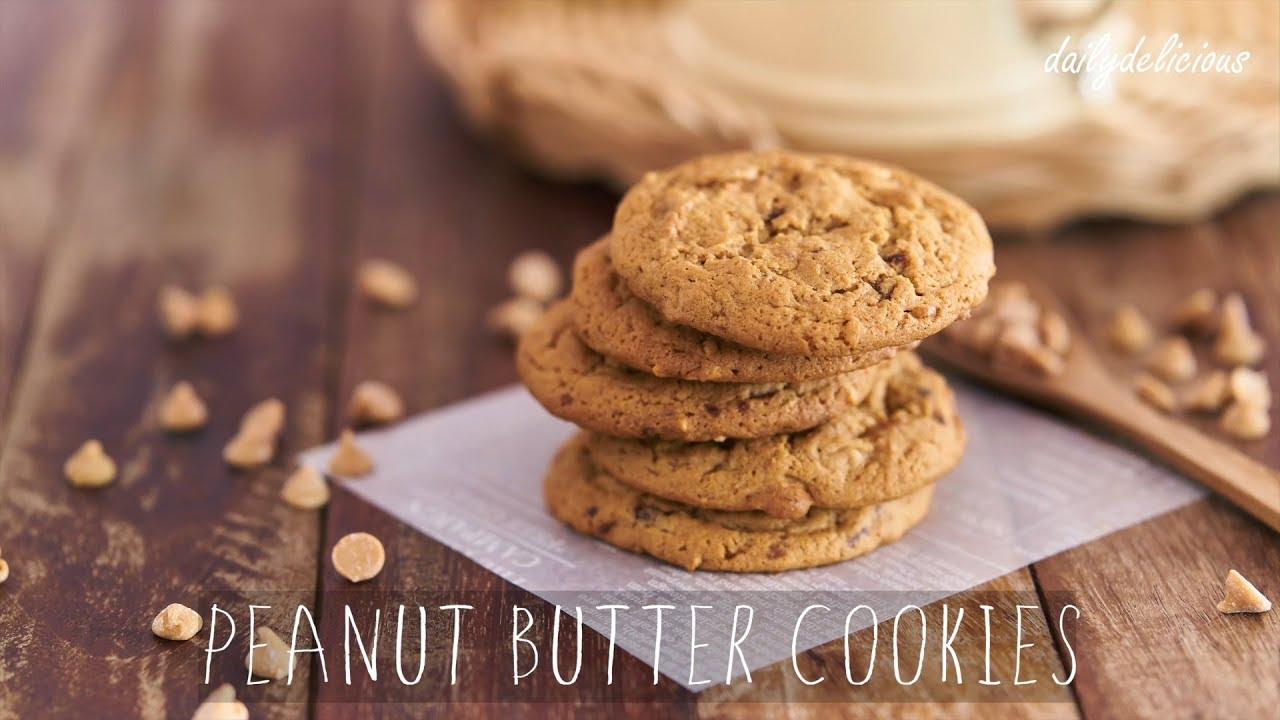 คุกกี้ดับเบิ้ลเนยถั่ว, Double peanut butter cookies, ダブルピーナッツバタークッキー