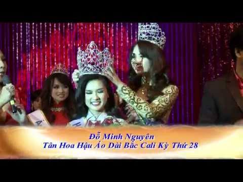 Dai Hoi Hoa Hau Ao Dai Bac Cali Ky Thu 28 2015
