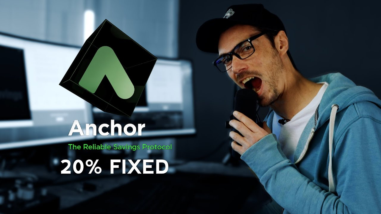 Download How to earn fixed interest (20%) on UST using Anchor Protocol