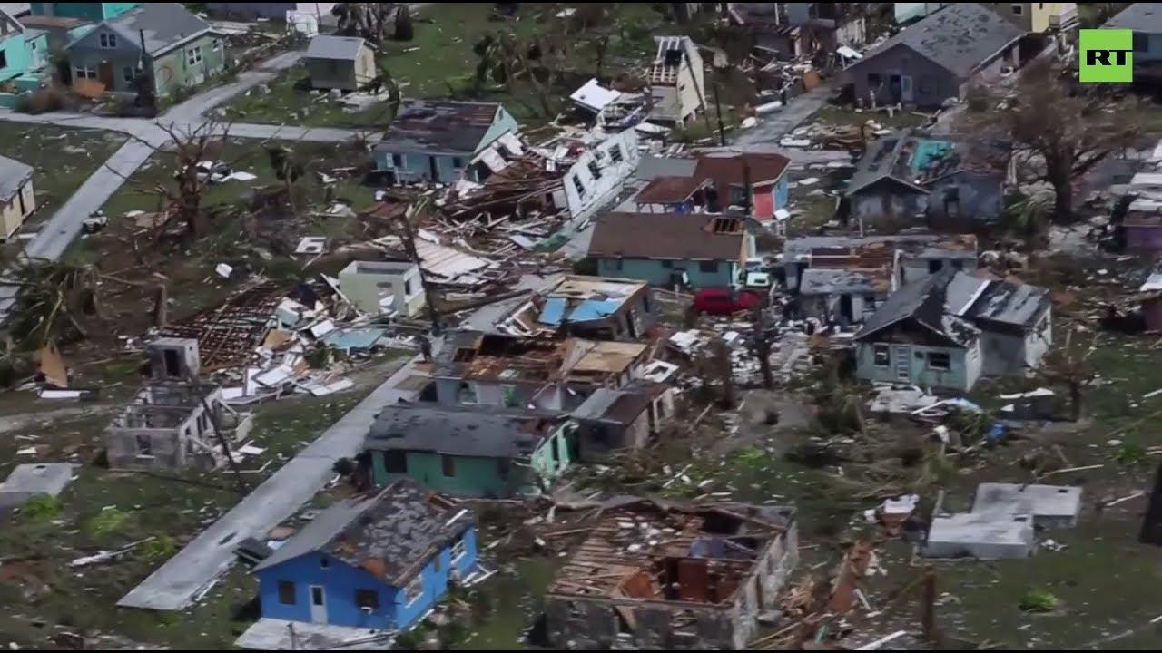Последствия урагана «Дориан» на Багамах