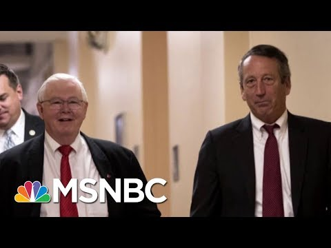 Joe: Mark Sanford Loses, Primary Voters Devolve Into Trumpist Cult | Morning Joe | MSNBC