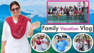 Family Vacation Vlog - A Day In My Life - Chail's Hamlet | CookWithNisha