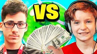 Fortnite Zone Wars $50,000 Challenge - FaZe Sway vs. FaZe H1ghSky1