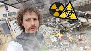 EXPLORANDO FUKUSHIMA: Zona Nuclear (Parte 2/2)