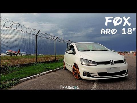 New Fox + AR + Aro 18!!! = Pregados