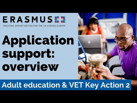2018 Call webinar: Vocational education and training and Adult education Key Action 2 - overview