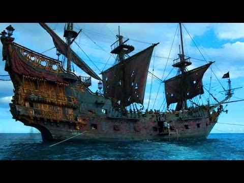 Онлайн мультфильм смотреть бесплатно пираты