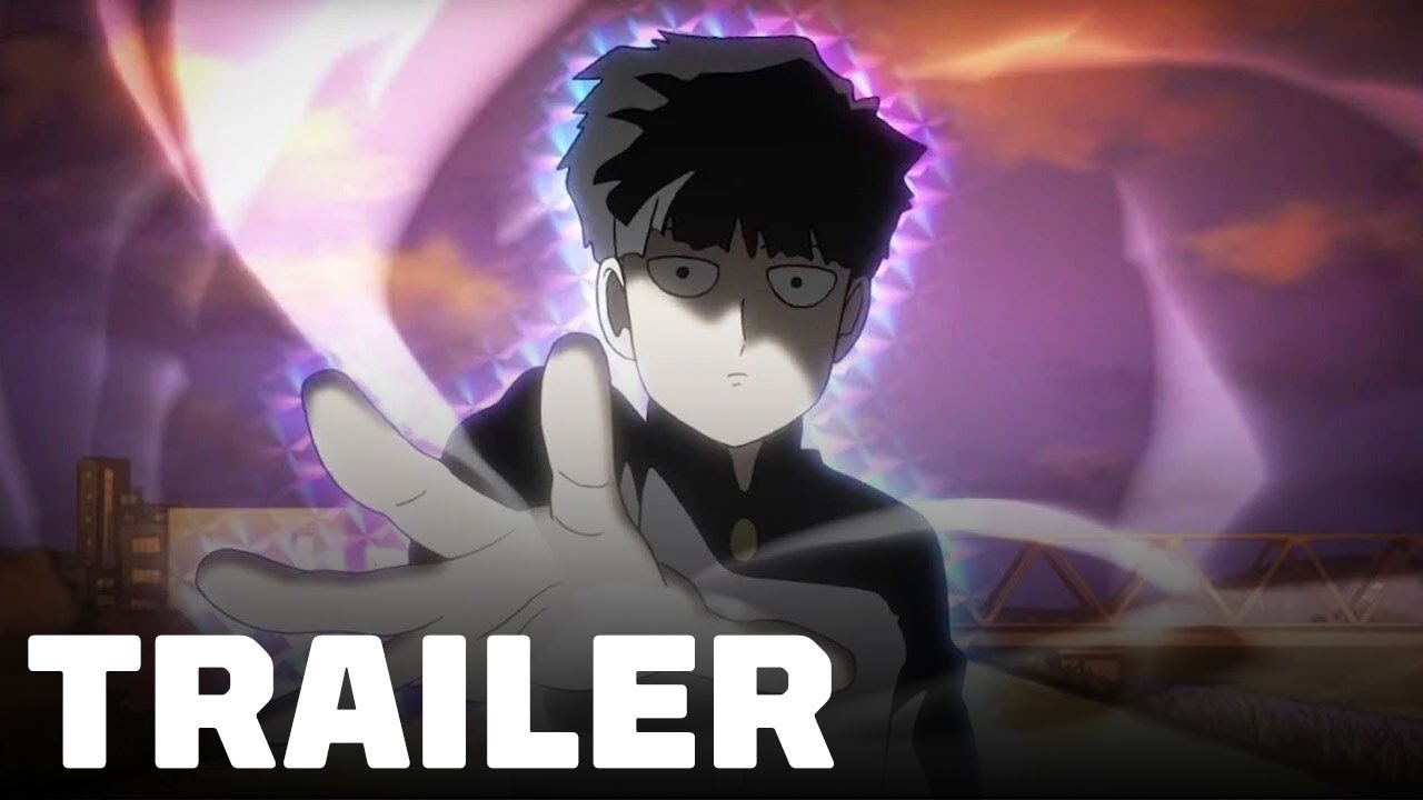Mob Psycho 100 - Season 2 Trailer (English Sub)