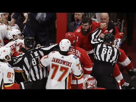 10 games for Witkowski a cut-and-dry decision, Tkachuk wrong for fueling fire
