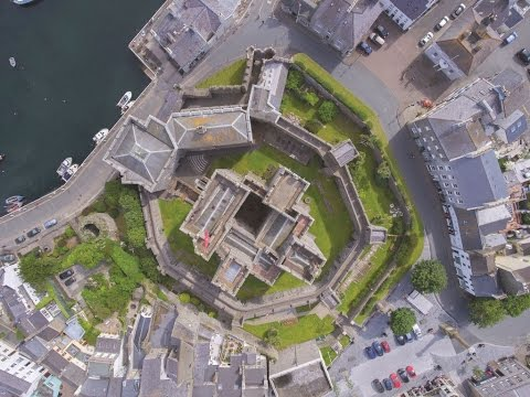 The Story of Castle Rushen: Europe's best-preserved Medieval Castle
