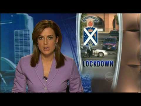 Scotch College Lockdown - News Report