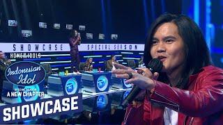 Pecah Banget Duet Ramanda & Kaka Slank Membawakan Terlalu Manis - Showcase 3 - Indonesian Idol 2021