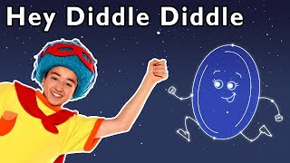 🌙 Hey Diddle Diddle and More | KIDS LULLABY NURSERY RHYMES | Baby Songs from Mother Goose Club! thumbnail