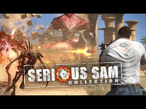 Serious Sam Collection – Coming to Stadia