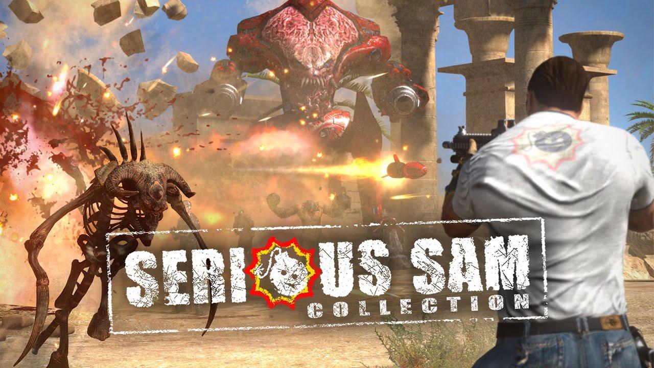 Serious sam 2 game trailer gambling book store in las vegas