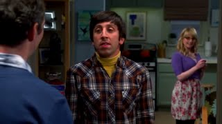The Big Bang Theory Season 8 - You're Not My Father!