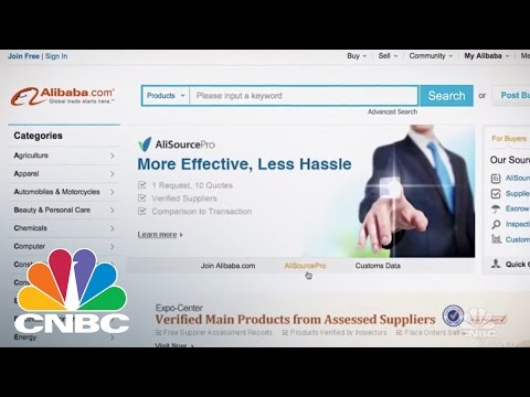 Alibaba Explained: Chinese E-Commerce | Tech Bet | CNBC